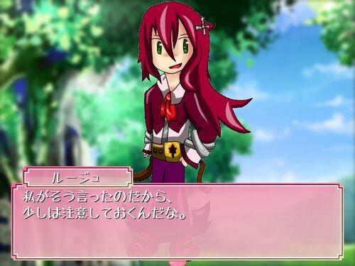 月影クインテット Game Screen Shot4