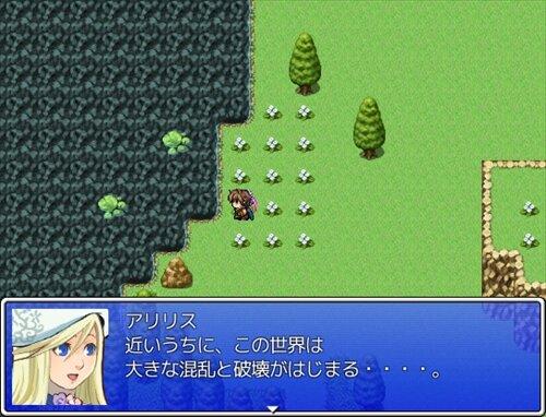 ジュエルオブザソウル Game Screen Shot1