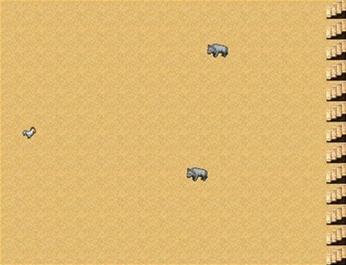 にわとりのにわとりによるにわとりのための大冒険 Game Screen Shot4