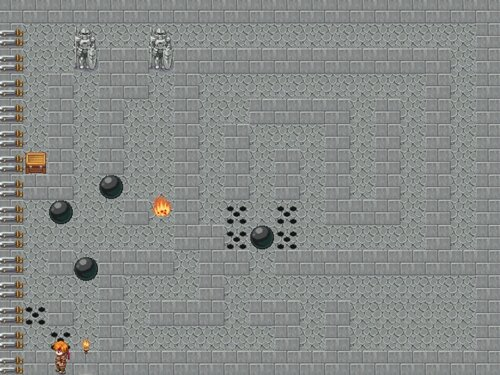 仕掛けしかないゲーム Game Screen Shot
