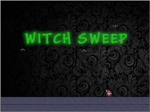 WitchSweep Game Screen Shot2
