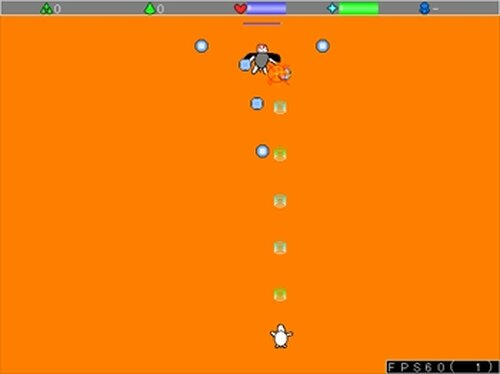 ウィークシューティング Game Screen Shot3