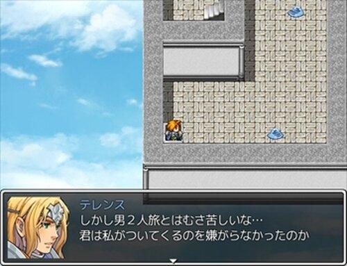 空と海と大地と呪われしホモ Game Screen Shots
