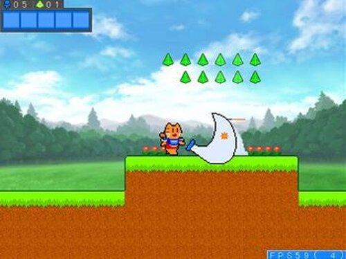 トラネコの勇者 Game Screen Shot3