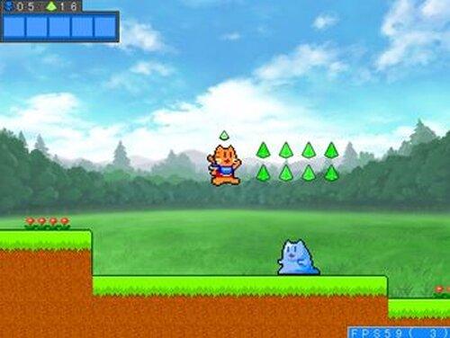 トラネコの勇者 Game Screen Shot4