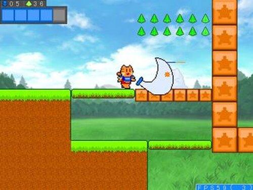 トラネコの勇者 Game Screen Shots