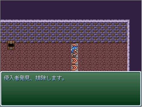 ガムガムRPG ミント味 Game Screen Shot