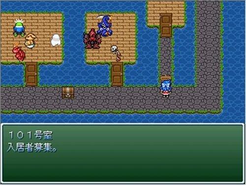ガムガムRPG ミント味 Game Screen Shot4