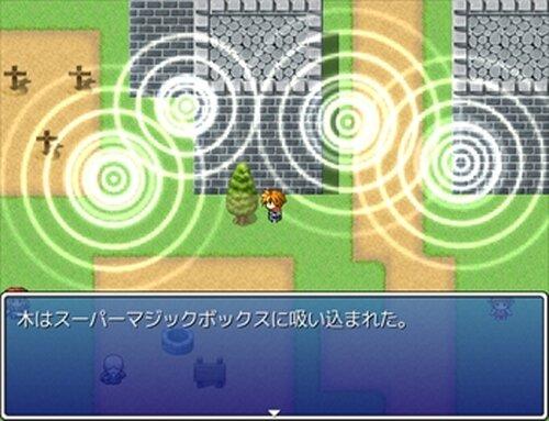 スーパーマジックボックス Game Screen Shots