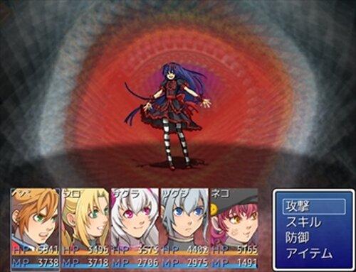 シロクロユウシャ Game Screen Shot5