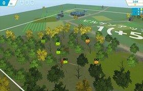 Bwars Game Screen Shot2