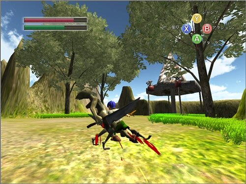 LOST NOSE Game Screen Shot1