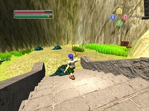 LOST NOSE Game Screen Shot4