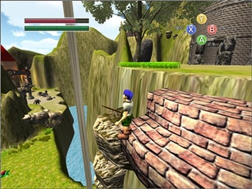 LOST NOSE Game Screen Shot5