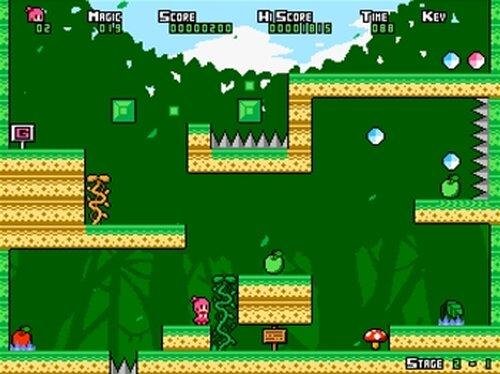 ナナイロリンゴ Game Screen Shots