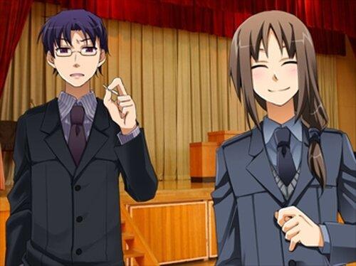 第三中学シリーズ第二話 「部長、思春期の性の悩みを抱える」 Game Screen Shots