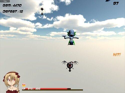 祀遊戯 Game Screen Shot