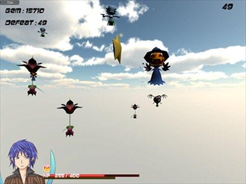 祀遊戯 Game Screen Shots