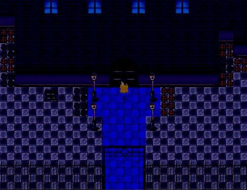 ジョアンナと不思議な館 Game Screen Shot1