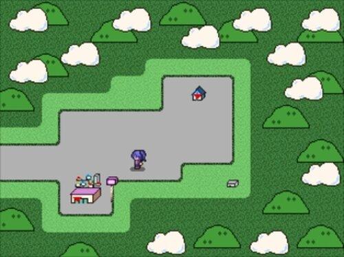 ツインテ少女とケモミミ少女のちょっとハードなお話 Game Screen Shot4
