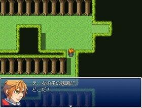 勇者の冒険 Game Screen Shot3
