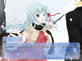 雪蛍 Game Screen Shot3