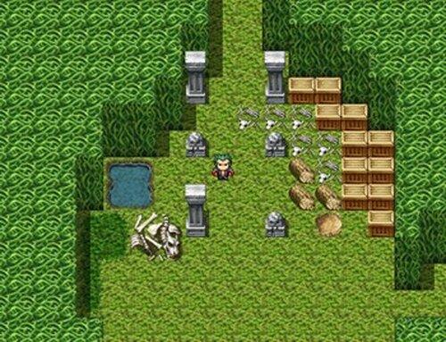 未知なる冒険に夢を求めて Game Screen Shots