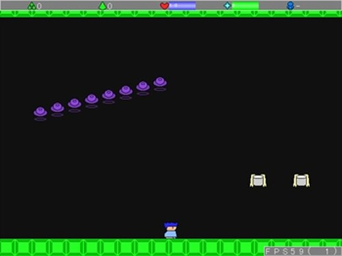 勇者ヤシーユの冒険 Game Screen Shot5