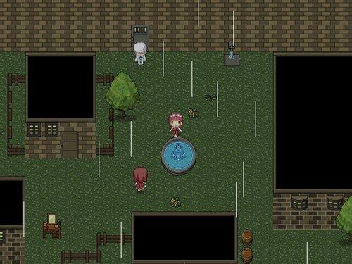 FryingPanGirl Game Screen Shot