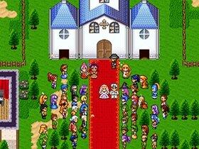ウェディングドレスファイター Game Screen Shot5