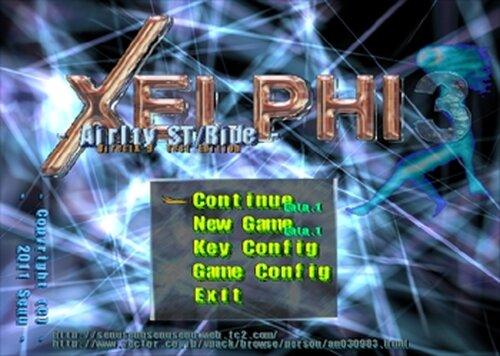 XELPHI3 -Airlty ST/Ride- DirectX 9 Edition Game Screen Shot2