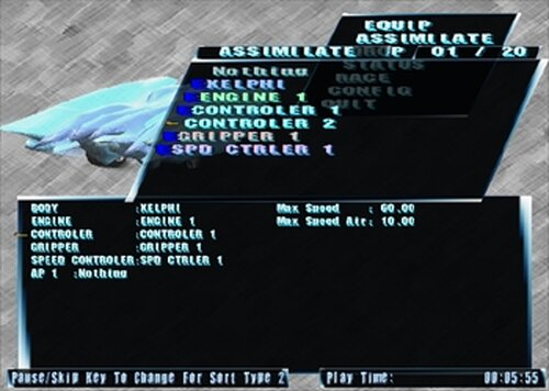 XELPHI3 -Airlty ST/Ride- DirectX 9 Edition Game Screen Shot5