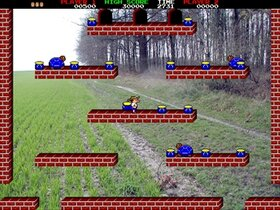 Glue Kid's Game Screen Shot3