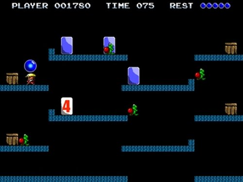 妖怪メモリー Game Screen Shot3