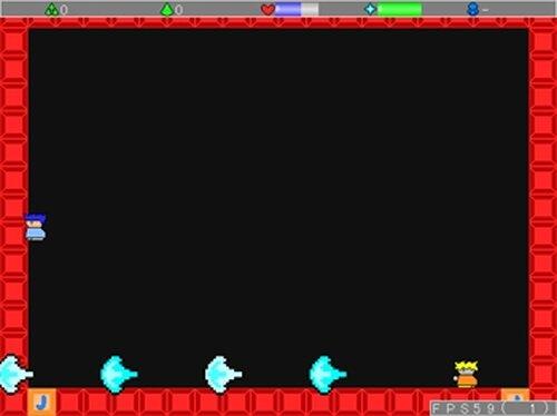 勇者ヤシーユの冒険2 Game Screen Shot3