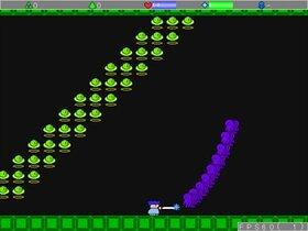 勇者ヤシーユの冒険2 Game Screen Shot4