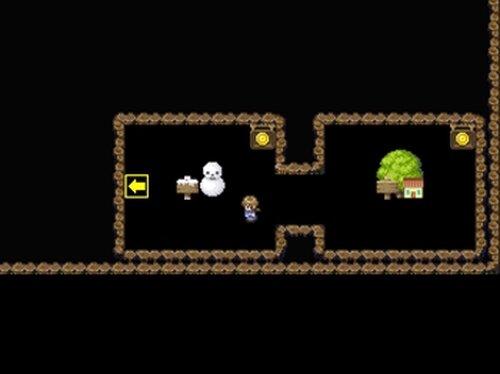 モフの箱庭 Game Screen Shot2