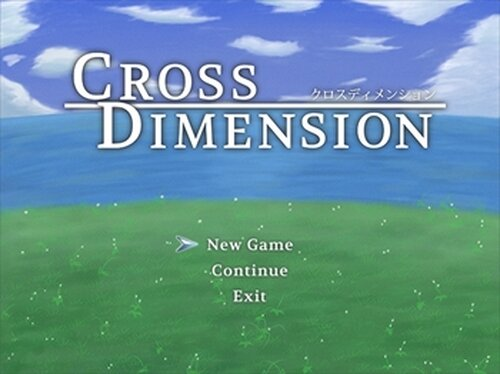 CROSS DIMENSION Game Screen Shot2