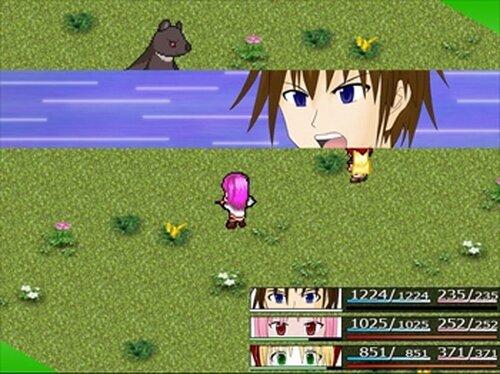 CROSS DIMENSION Game Screen Shots