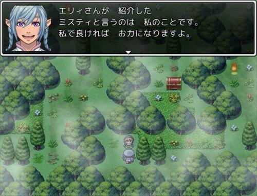 チコの冒険 Game Screen Shot1