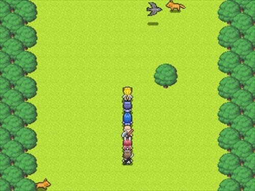 大造爺さんと魔法銃《マギカ・ガン》 Game Screen Shot4