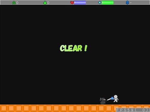 勝ち抜き闘技場!フルパッケージ Game Screen Shot1