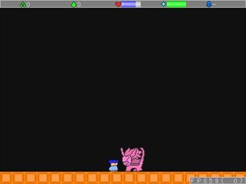 勝ち抜き闘技場!フルパッケージ Game Screen Shot4