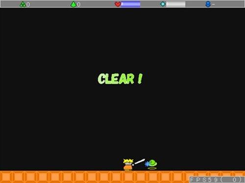 勝ち抜き闘技場!フルパッケージ Game Screen Shot5