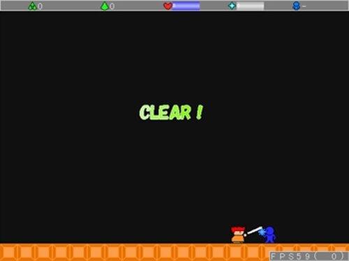 勝ち抜き闘技場!フルパッケージ Game Screen Shots