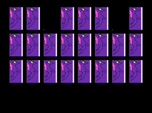 暗黒神経衰弱 Game Screen Shots