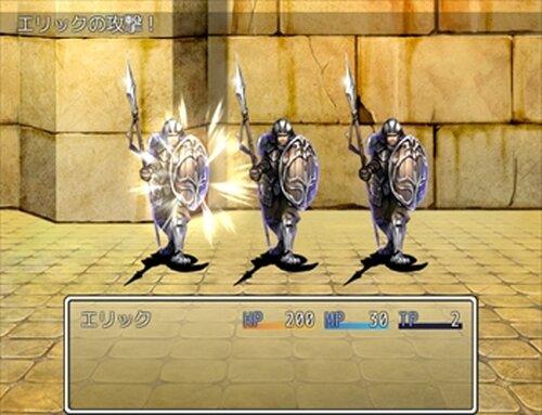 将棋RPG Game Screen Shot5