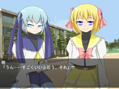 -魔法少×物語- 其の一・強弱ニヒリズム Game Screen Shot5