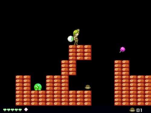 ファム・ファントム Game Screen Shot1