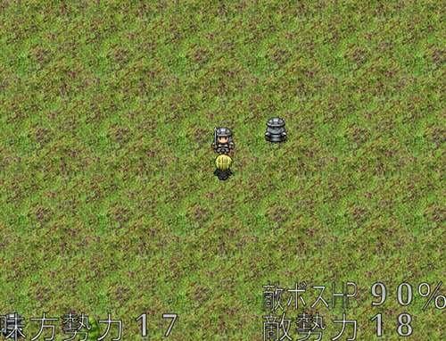 詰乱激戦記 Game Screen Shot1